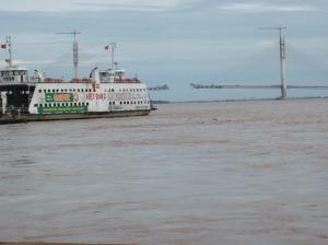 New Bridge, Old Ferry