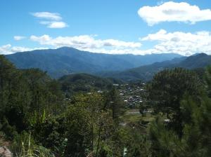 View of Sagada