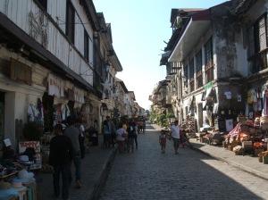 Vigan street scene