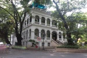 Colonial-era building