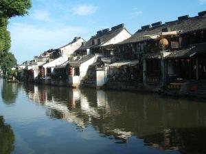 Canal at Xitang